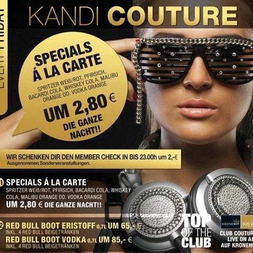 Every Friday - Our Specials - Club Couture