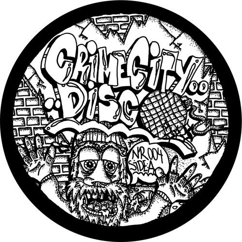 ccd004 Sasha Panic - The Trick EP