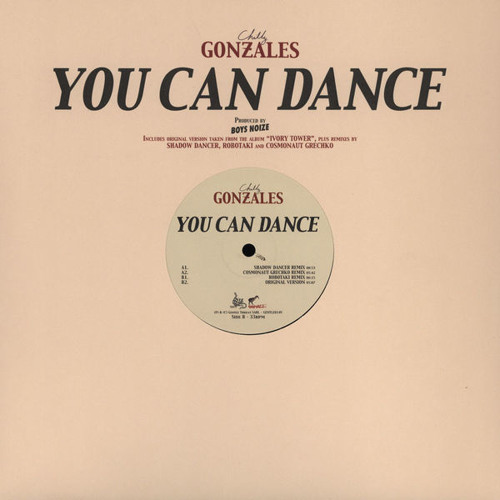 Chilly Gonzales - You Can Dance (Robotaki Instrumental Remix)