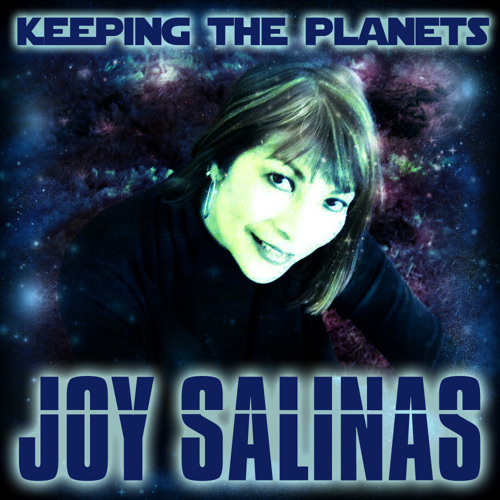 3. Mars Club Mix - Keeping The Planets - JOY SALINAS - KYOSAKU RECORDS - PREVIEW