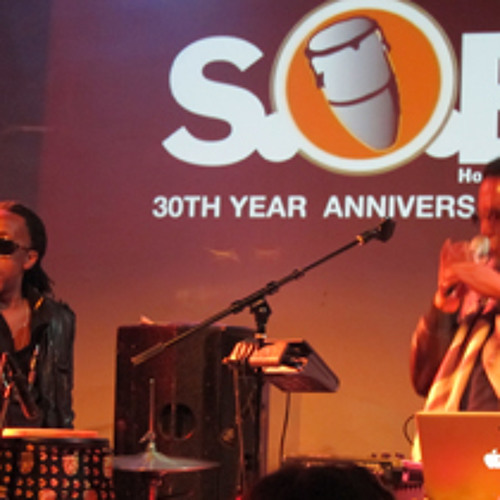 Live Broadcast: Shabazz Palaces live at S.O.B.'s, New York