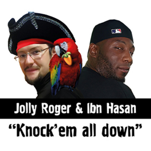 Jolly Roger (UA) feat. Ibn Hasan - Knock'em all down
