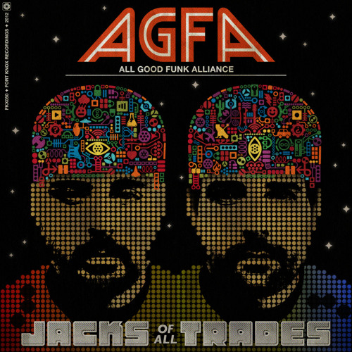 AGFA - Time To Get Loose featuring Big Stuff & Think Tank