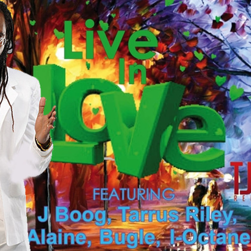 MixtapeYARDY - Live In Love Riddim Mix / May 2012