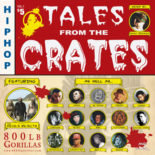 Tales from the Crates
