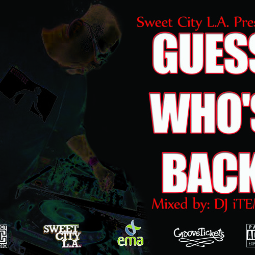 DJ iTEM 7 :: Guess Who's Back :: (2012 Dubstep Mix)