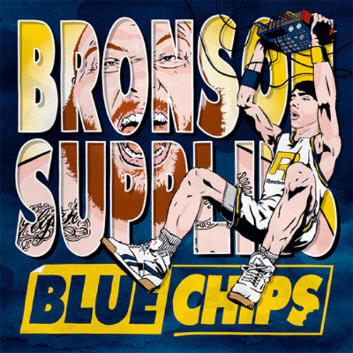 Action Bronson & Party Supplies - Ron Simmons