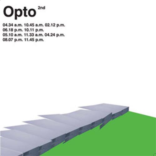 Opiate+Alva Noto=Opto-11.45 p.m. (2005)