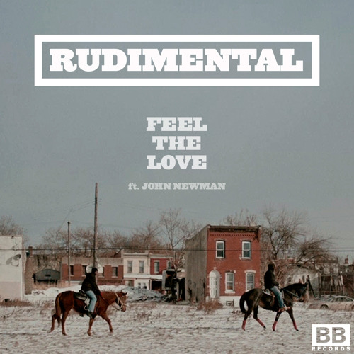 "Rudimental - ""Feel The Love"" ft. John Newman - Gorgon City Remix"