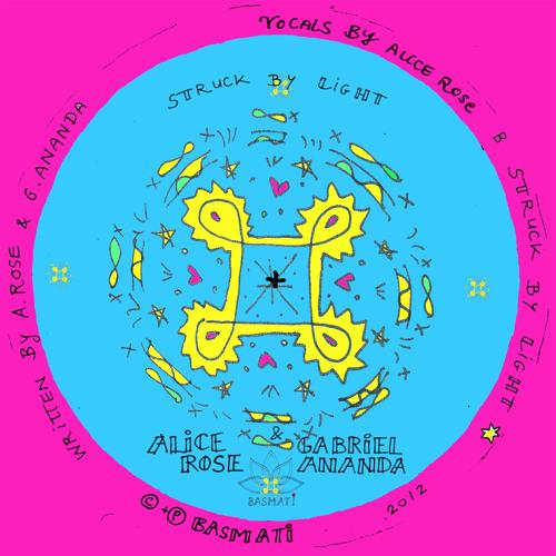 Alice Rose & Gabriel Ananda - Struck By Light (Techno Version)   Basmati#08