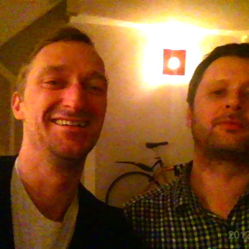 Disques Town podcast episode #10 Phil Mison & Pete Herbert