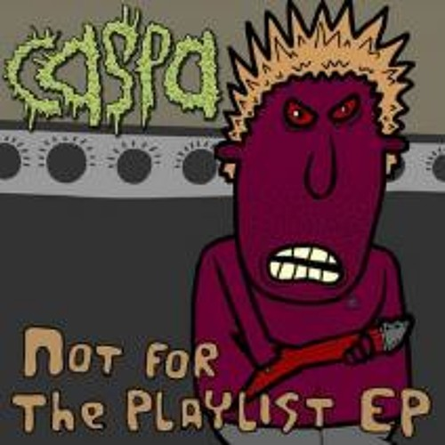 Caspa- It Is What It Is (Not For The Playlist EP)