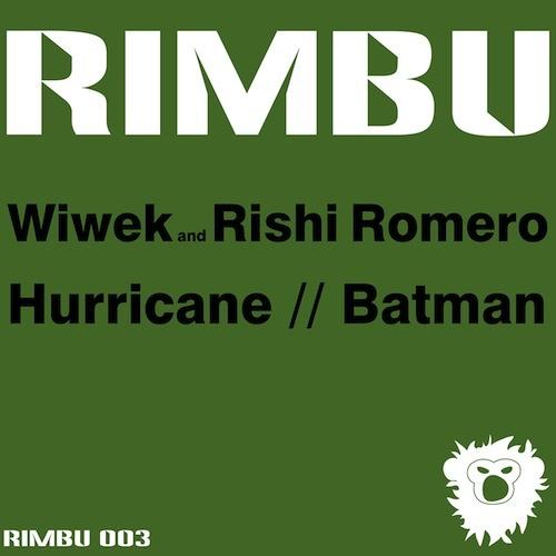 Rishi Romero & Wiwek - Batman [RIMBU by Wiwek & Gregor Salto]