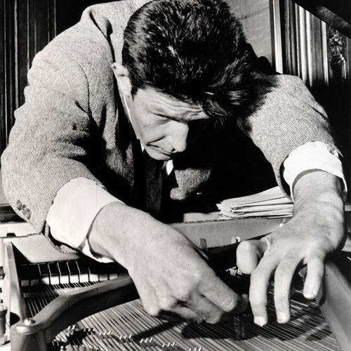 Longshot Feature - John Cage's Bacchanale