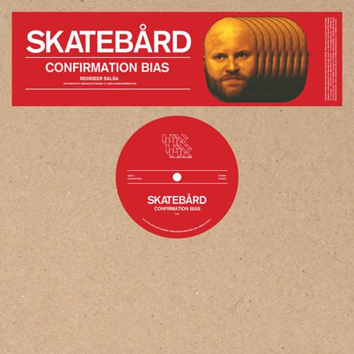 "Skatebård - Reindeer Salsa (The Knights Of Jumungus Extended 12"" Jingle Jungle Morning mix)(SNIPPET)"