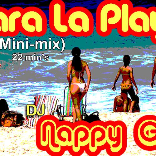 PARA LA PLAYA #1-MiniMix-(22 min.'s)