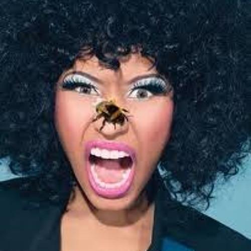 Nicki Minaj Vs Mathix - Proper Beez In A Trap (Mixed By SubTraKta)