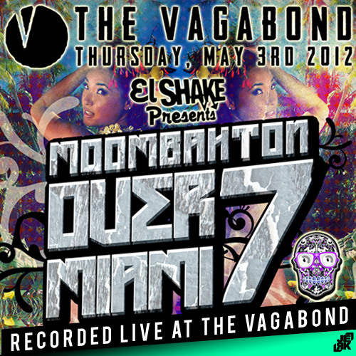 somejerk live at Moombahton Over Miami 7 - The Vagabond