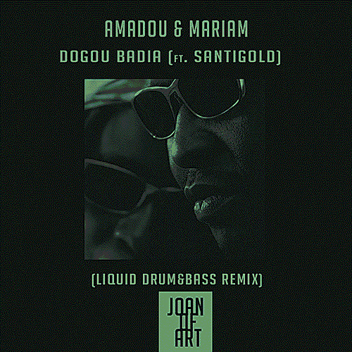 Amadou & Mariam ft. Santigold - Dogou Badia (Joan of ART Remix)