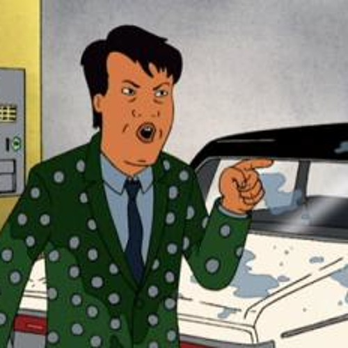 Strange Cab Ride with Kahn from King of the Hill