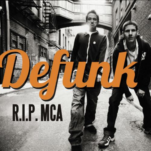 Defunk & Mr. Fox - Hobgoblin Hop (tribute to MCA, R.I.P.)(free download)