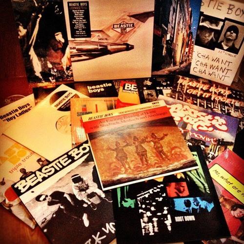 Akira Mizumoto / A Tribute to Adam 'MCA' Yauch of the Beastie Boys