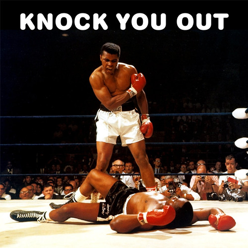 Pecoe - Knock You Out