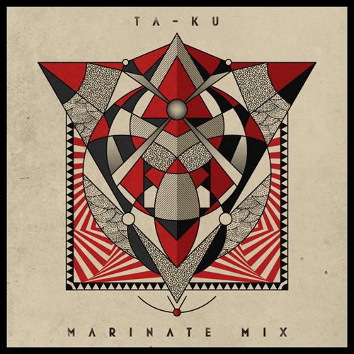 Ta-ku - Marinate Mix