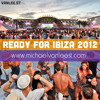 Ready for Ibiza 2012 Mix