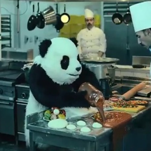 Panda in the Kitchen (Pandaland)