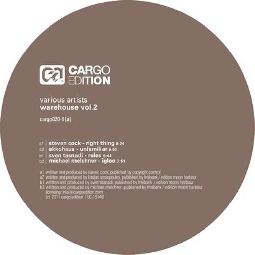 Sven Tasnadi-Rules-Cargo Edition