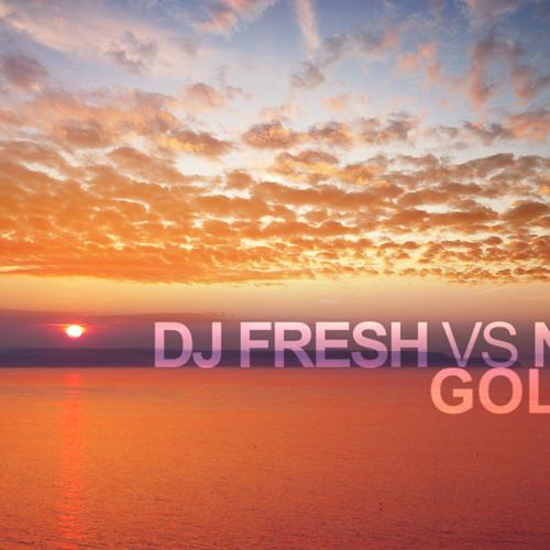 DJ Fresh VS Netsky - Gold Bay (Levitate Mashup)
