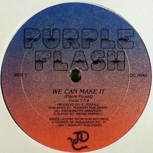We Can Make It (qoo's Edit #2) / Purple Flash (Retake)