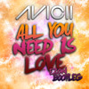 Avicii Feat. Ruth-Anne - All You Need Is Love (Ezon Bootleg)