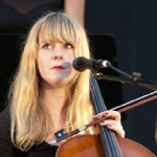 Linnea Olsson interviewing Frida Hyvönen