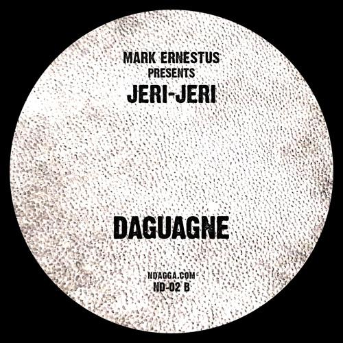 Mark Ernestus presents Jeri-Jeri: Daguagne (clip)