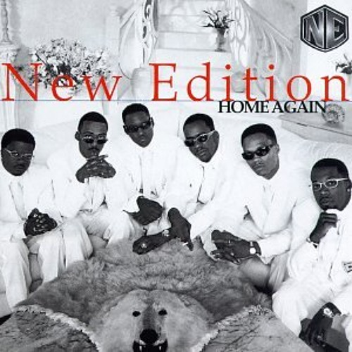 NEW EDITION MIX