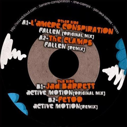 L' Amère Conspiration - Fallen (The Clamps Remix) [Phonon Records]