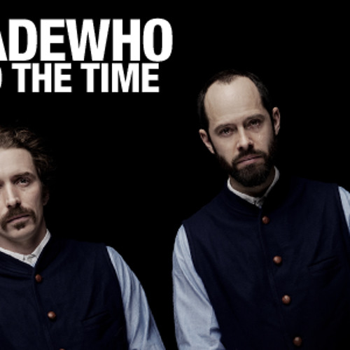 WhoMAdeWho - Never had the time [Darkbox remix]