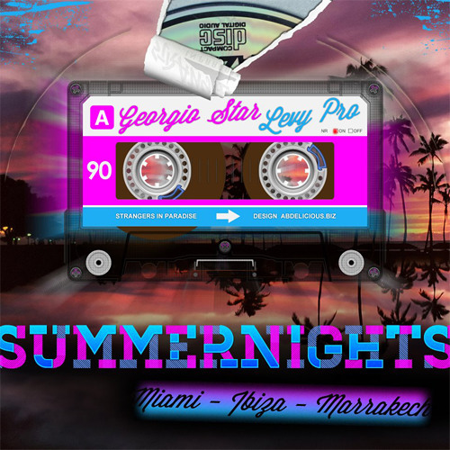 Georgio Star ft. Levy Pro - Summer Nights (Dayvisson Soares Bootleg 2012)