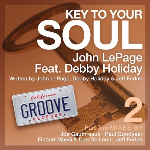 John LePage feat. Debby Holiday  - Key To Your Soul (Dan De Leon 3am Club Mix)