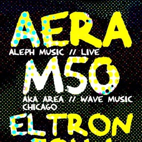 m50 opening set @ Aleph Labelnight, Horst Krzbrg 2012.04.30
