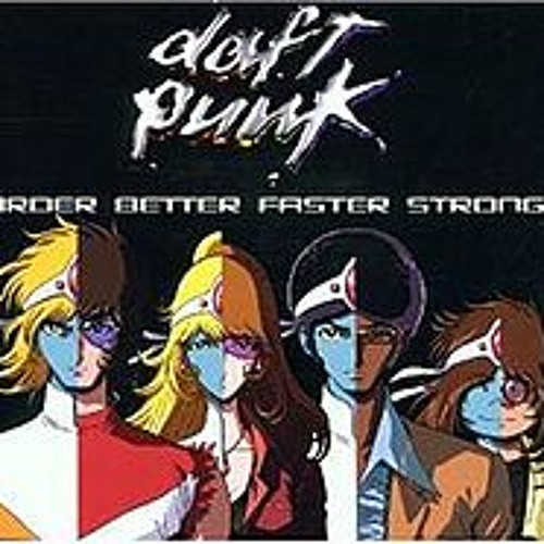 Daft Punk - Harder, Better, Faster, Stronger (Noxes Remix) [Moombahcore] FREE DL