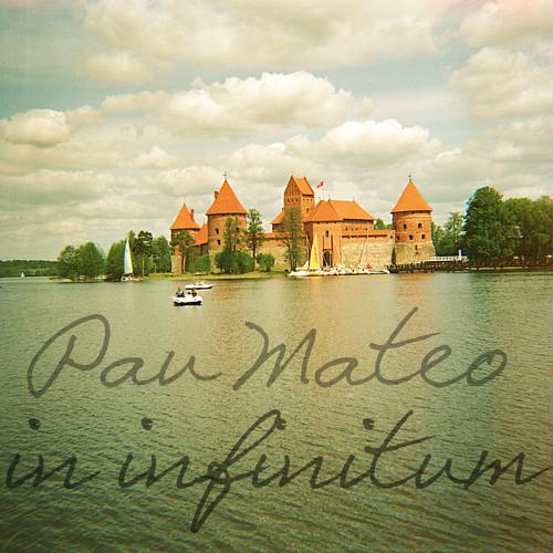 Pau Mateo - In infinitum (Acoustic)