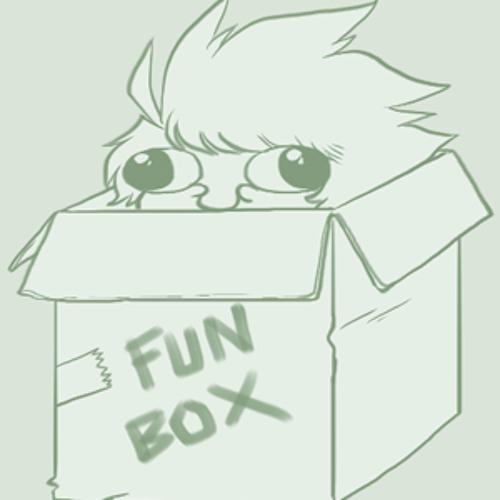 THE FUN BOX work in progress