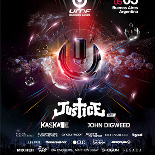John digweed live @UMF buenos aires 2012