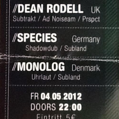 monolog LIVE @ club liquid for doubledrop, Passau 4.5.2012 cut 01