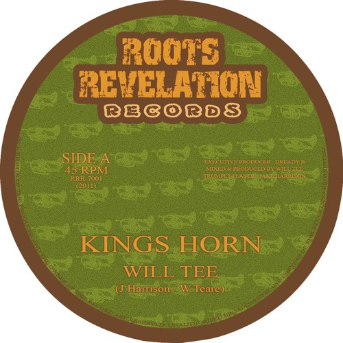 """Kings Horn (Roots Revelation 7"""")"""