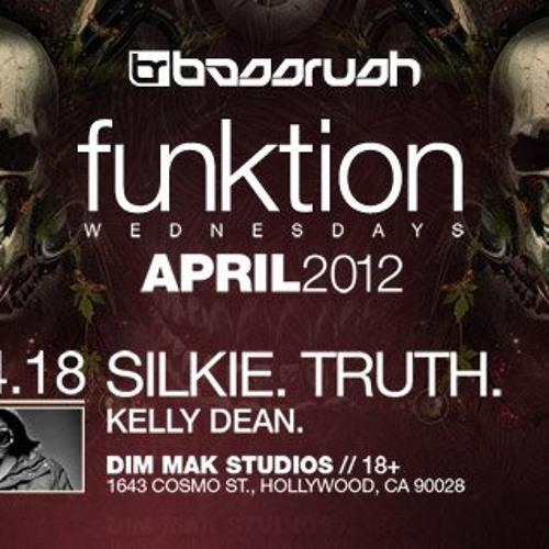 Kelly Dean LIVE @ Funktion LA 4-18-2012 FREE DOWNLOAD