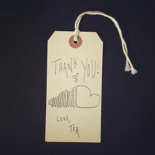 Thank You SoundCloud